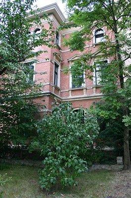 Haus der Vitebergia – Studentenverbindung in Halle